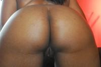huge ebony ass